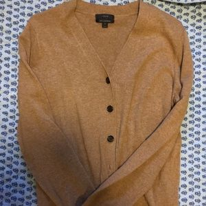 JCrew cashmere cardigan NWOT